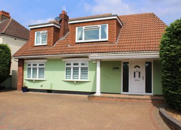 Thumbnail 3 bed detached house for sale in Ash Church Road, Ash