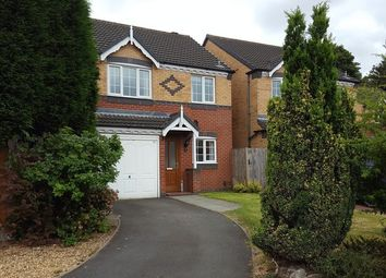 Thumbnail 3 bed detached house to rent in 15 Bullrush Glade, St Georges, Telford