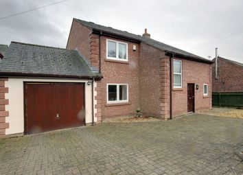 Thumbnail 4 bed detached house for sale in Irthington, Carlisle