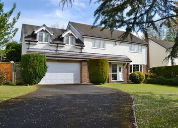 Thumbnail 5 bed detached house for sale in Long Copse, Astley Village, Chorley