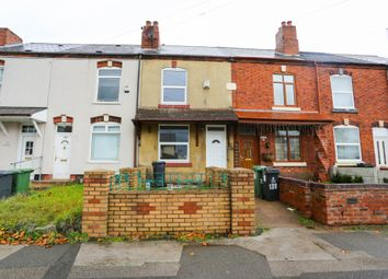 Thumbnail 2 bed terraced house for sale in Well Lane, Walsall, West Midlands WS31Jt