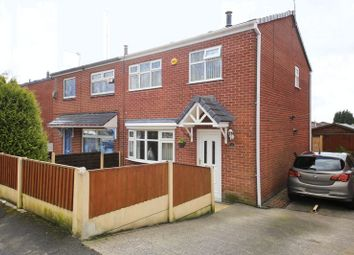 Thumbnail 2 bed semi-detached house for sale in Rathen Avenue, Ince, Wigan