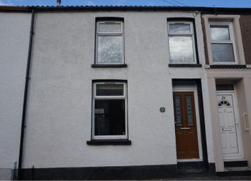 Thumbnail 3 bed terraced house for sale in Gadlys Street, Aberdare