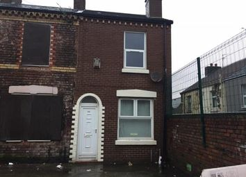 Thumbnail 2 bed end terrace house for sale in Bala Street, Anfield, Liverpool