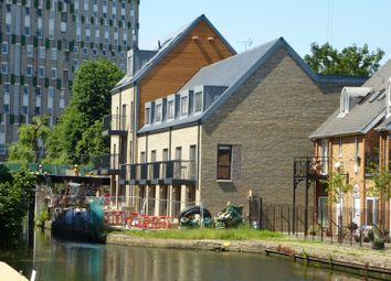Thumbnail 2 bed flat for sale in Union Court, Bow Wharf, Wennington Road, London