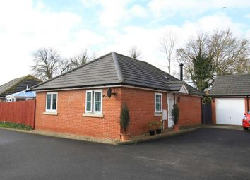 Thumbnail 2 bed detached bungalow for sale in Ivy Close, Church Road, Worlingworth, Woodbridge