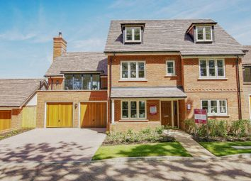 Thumbnail 5 bedroom detached house for sale in Baldwin Close, Hartley Wintney, Hook