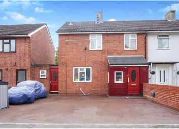 3 bed semi-detached house for sale in Mansel Road East, Redbridge, Southampton SO16