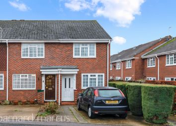 2 bed terraced house for sale in Delaporte Close, Epsom KT17