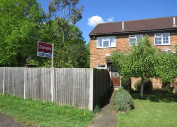 Thumbnail 1 bed end terrace house for sale in Manorfield, Singleton, Ashford
