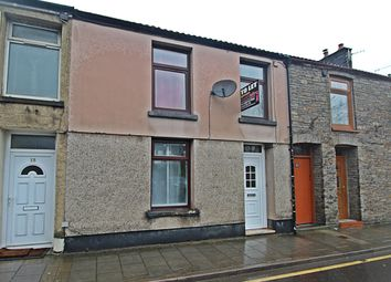 Thumbnail 3 bedroom terraced house to rent in Berw Road, Pontypridd