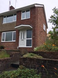 Thumbnail 3 bed end terrace house to rent in Downham Gardens, Tamerton Foliot
