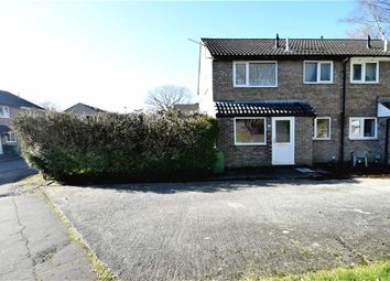 Thumbnail 1 bed semi-detached house for sale in Cherry Tree Walk, Talbot Green, Pontyclun