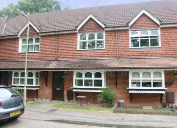 Thumbnail 2 bed terraced house for sale in St. Josephs Crescent, Chineham, Basingstoke