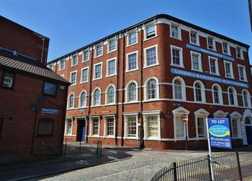 Thumbnail 1 bedroom flat to rent in Merchants Warehouse, Robinson Row, Hull