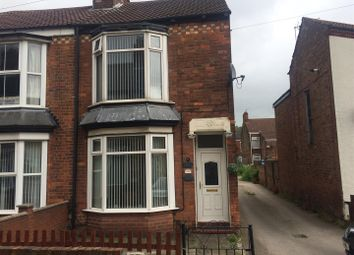 Thumbnail 2 bed end terrace house for sale in Riversdale, Dene Street, Hull