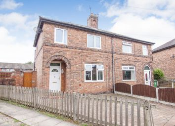 Thumbnail 3 bed semi-detached house for sale in Pearson Avenue, Warrington