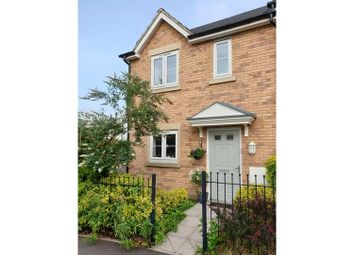 Thumbnail 2 bed end terrace house for sale in Singers Knoll, Frome