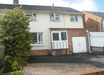 Thumbnail 4 bed property to rent in Castlefields Avenue, Charlton Kings, Cheltenham