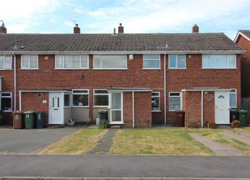 Thumbnail 3 bed terraced house to rent in St. Davids Close, Pelsall, Walsall