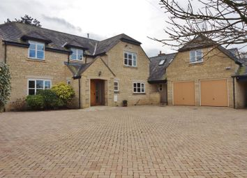 Thumbnail 5 bed detached house for sale in Pickwell Road, Somerby, Melton Mowbray