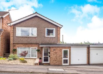 Thumbnail 4 bed detached house for sale in Foxons Barn Road, Brownsover, Rugby