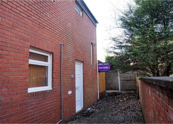 Thumbnail 2 bedroom end terrace house for sale in Stone Croft, Penwortham, Preston
