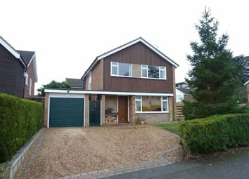 Thumbnail 3 bed detached house to rent in Hookfield, Epsom