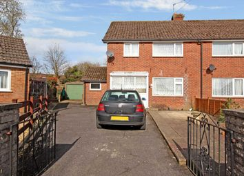 Thumbnail 3 bed semi-detached house for sale in Barnes Close, Blandford Forum