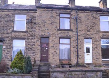 Thumbnail 2 bed terraced house for sale in Lindley Street, Milnsbridge, Huddersfield