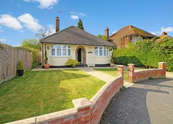 Thumbnail 3 bed detached bungalow for sale in Rushmoor Avenue, Hazlemere, High Wycombe