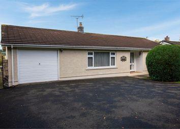 Thumbnail 3 bed detached bungalow for sale in Cwmann, Cwmann, Lampeter, Carmarthenshire