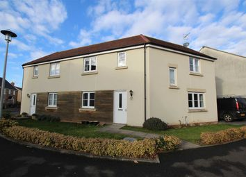 Thumbnail 4 bed semi-detached house for sale in The Finches, Portishead, North Somerset