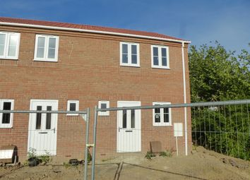 Thumbnail 2 bedroom end terrace house for sale in Mikanda Close, Wisbech