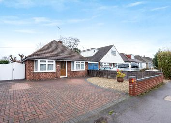 Thumbnail 3 bed detached bungalow for sale in Woodlands Avenue, Woodley, Reading