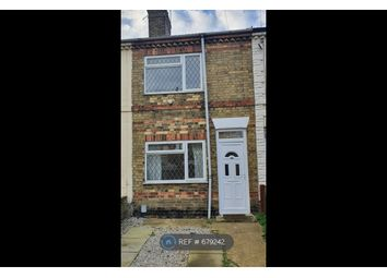 Thumbnail 2 bedroom terraced house to rent in New Road, Peterborough