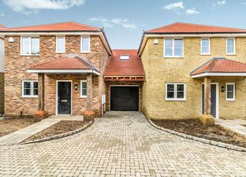 Thumbnail 4 bed semi-detached house for sale in Beckett Close Romany Road, Gillingham