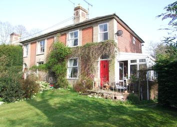 Thumbnail 3 bed semi-detached house for sale in Holton Terrace, Halesworth