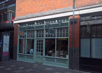Thumbnail Retail premises to let in 111B Commercial Street, Old Spitalfields Market, London