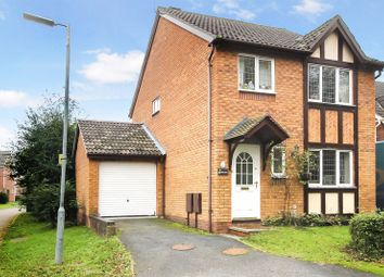Thumbnail 3 bed detached house for sale in Cottons Meadow, Kingstone, Hereford