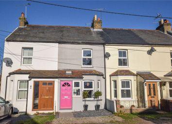 Thumbnail 2 bed terraced house for sale in Salisbury Terrace, Mytchett, Camberley, Surrey