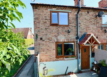 Thumbnail 2 bed end terrace house for sale in Bailey Lane, Radcliffe-On-Trent, Nottingham