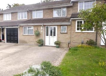 Thumbnail 3 bed terraced house to rent in Greenhaven, Yateley