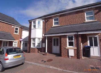 Thumbnail 2 bed flat to rent in Victoria Court, Framwellgate Moor, Durham