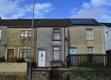 Thumbnail 2 bedroom terraced house for sale in Port Tennant Road, Swansea