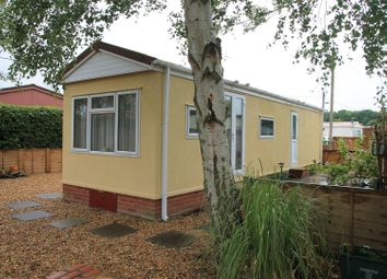 Thumbnail 1 bedroom mobile/park home for sale in Cranbourne Hall Park, Winkfield, Windsor