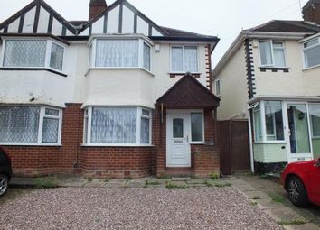 Thumbnail 3 bed semi-detached house to rent in Strathdene Road, Selly Oak