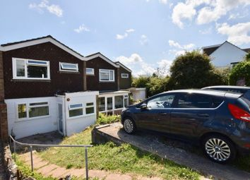 Thumbnail 3 bed terraced house for sale in Cumber Drive, Brixham