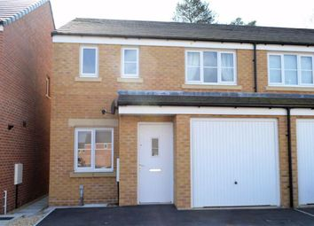 Thumbnail 3 bedroom semi-detached house for sale in Llwyngwern, Swansea