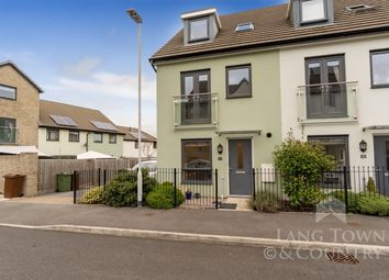 Thumbnail 3 bed semi-detached house for sale in Causeway View, Hooe, Plymstock, Plymouth